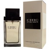 Carolina Herrera Chic for men edt