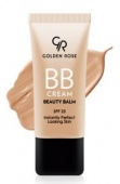 Крем тональный «GOLDEN ROSE» BB CREAM BEAUTY BALM