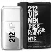 Carolina Herrera 212 Vip Men edt 50 мл