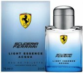 FERRARI SCUDERIA LIGHT ESSENCE ACQUA edt