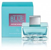 Antonio Banderas Blue Seduction Woman EDT