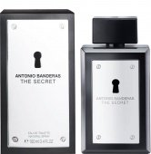 ANTONIO BANDERAS THE SECRET edt