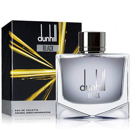 Dunhill Black edt 50мл