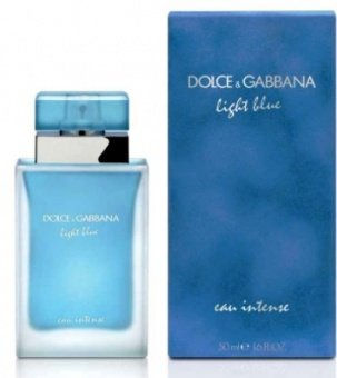 D&G Light Blue Intense edp