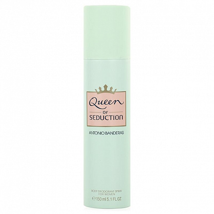 Antonio Banderas Queen of Seduction Deodorant 150 ml