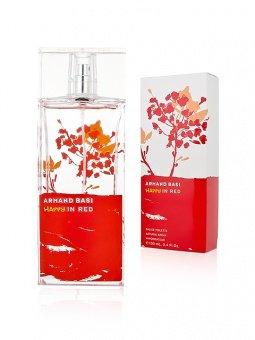 Armand Basi Happy in Red edt 30 мл