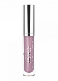 ТЕНИ METALLIC LIQUID EYESHADOW Golden Rose 110