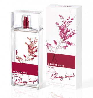 ARMAND BASI In Red Blooming Bouquet edt